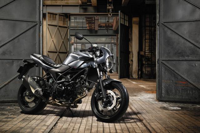 Lo tin thiet ke cua Suzuki SV650RR nham canh tranh voi Aprilia RS660 va Yamaha R7 - 4