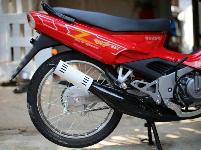 SUZUKI RGV 120 Doi 2002 Du Mau Moi 100 Xe Nhap Khau Khong Thue Hai Quan Gia Re LH 0898186227 - 4