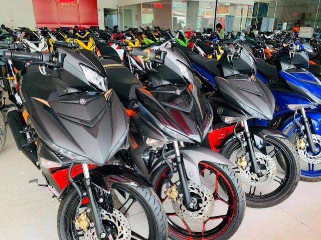 YAMAHA EXciter 150cc Doi 2020 2021 Moi 100 Nhap Khau Khong Thue Hai Quan Gia Re LH0898186227 - 5