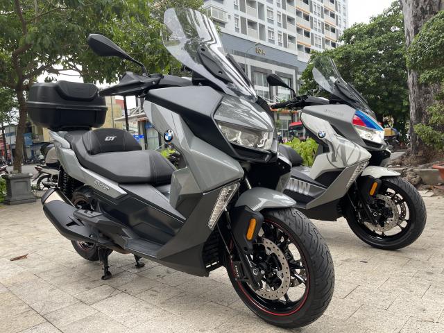 _ Moi ve 2 Xe BMW C400 GT ABS HQCN DATE 2019 chinh chu odo 6500 9500 km dung chuan xe dep - 7