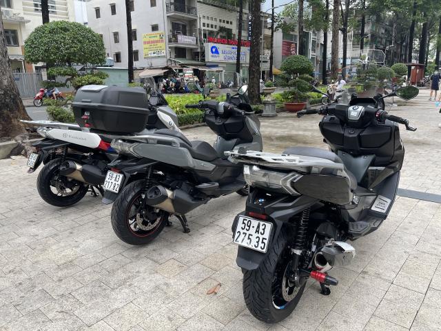 _ Moi ve 2 Xe BMW C400 GT ABS HQCN DATE 2019 chinh chu odo 6500 9500 km dung chuan xe dep - 3