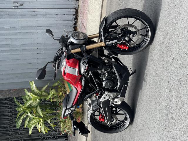 _ Moi ve xe HONDA CB150R ABS Nhap Thai HQCN Dang ky 72019 chinh chu odo 4100 km xe dep - 3