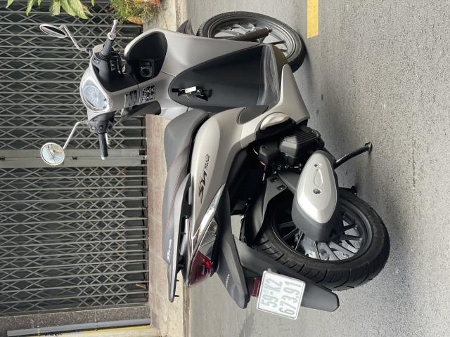 _ Moi ve xe HONDA SH Mode 2021 ABS Ban Dat biet ABS 2 mau odo 32 km dung chuan - 4