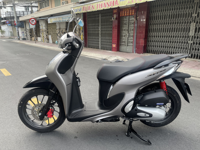 _ Moi ve xe HONDA SH Mode 2021 ABS Ban Dat biet ABS 2 mau odo 32 km dung chuan