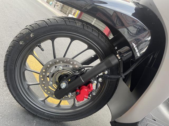 _ Moi ve xe HONDA SH Mode 2021 ABS Ban Dat biet ABS 2 mau odo 32 km dung chuan - 9