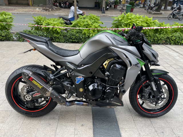 _ Moi ve xe Kawasaki Z1000 ABS Fom 2016 may Den HQCN Dang ky 2016 chinh chu odo 15600 km xe - 6