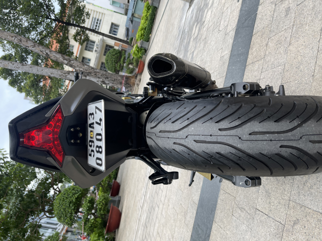 _ Moi ve xe Kawasaki Z1000 ABS Fom 2016 may Den HQCN Dang ky 2016 chinh chu odo 15600 km xe