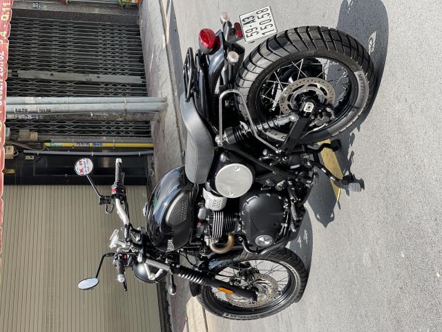 _ Moi ve xe Triumph Street scrambler 900 ABS HQCN Dang ky 42018 chinh chu odo 7600 km Dung c - 4