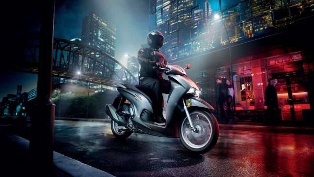 Chi Tiet Honda SH350i Dep Me Ly Gia Thap Qua Xa - 2