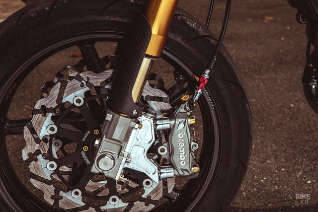 Ducati Scrambler 1100 do tao ton tu Goblin Works Garage - 4
