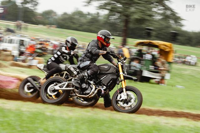 Ducati Scrambler 1100 do tao ton tu Goblin Works Garage - 10