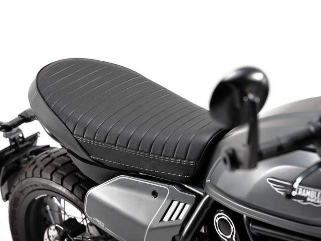 Ducati Scrambler Nightshift hien da ra mat Chau A voi gia tu 350 trieu dong - 6