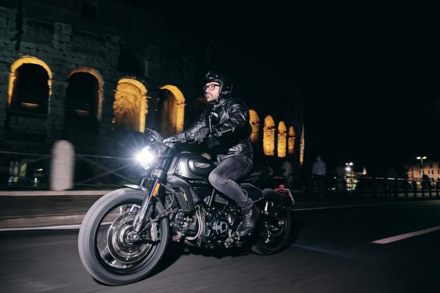 Ducati Scrambler Nightshift hien da ra mat Chau A voi gia tu 350 trieu dong - 10