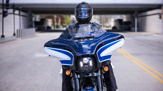 HarleyDavidson Street Glide Special 2021 so huu mau son Arctic Blast gioi han 500 chiec - 6