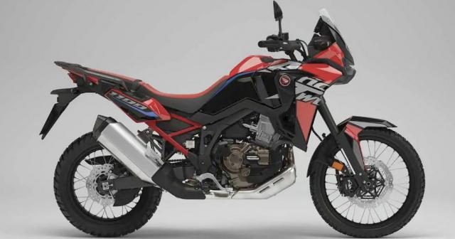 Honda Africa Twin 2022 ra mat voi nhieu thay doi dang mong doi