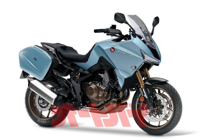 Honda CB1100X moi se ke thua dong co tu Africa Twin - 4