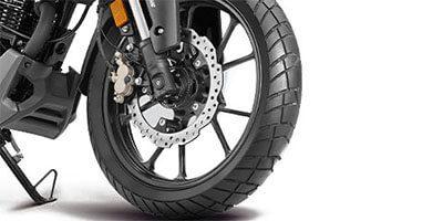 Honda CB200X xung dang la phien ban thu gon cua Africa Twin voi gia ban phai chang - 13