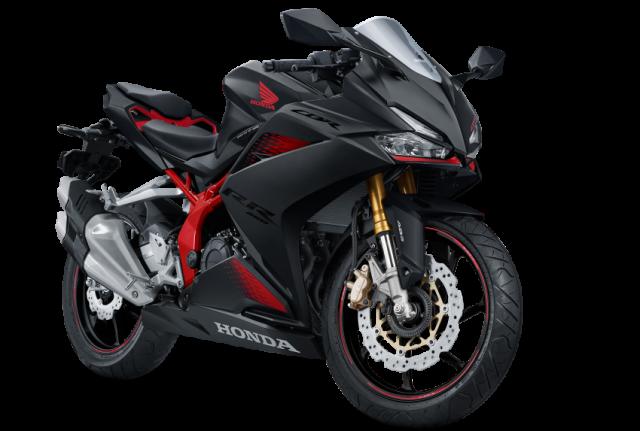 Honda CBR250RR 2022 trinh lang voi tong mau moi - 6