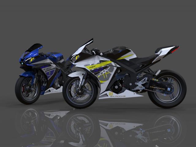 Lo dien hinh anh 3D cua Yamaha R3 2022 ngau khong tuong - 12