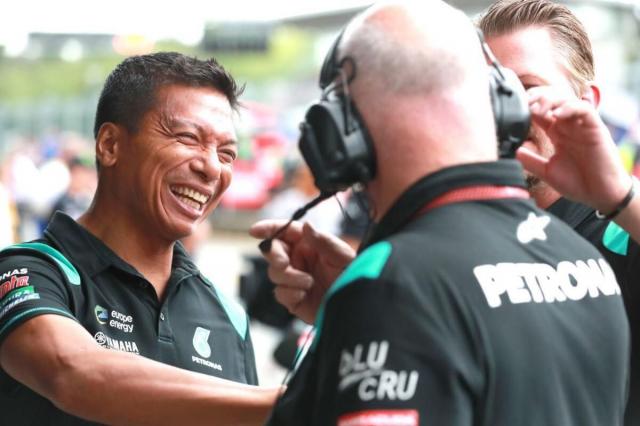 Petronas chinh thuc tuyen bo tach khoi doi dua Yamaha li do la gi - 4