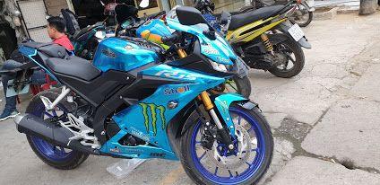 Tem Che Yamaha R15 V3 Dep Doc Tuan ANh decal WRAP Design Thi Cong Tem Xe Chuyen Nghiep - 13
