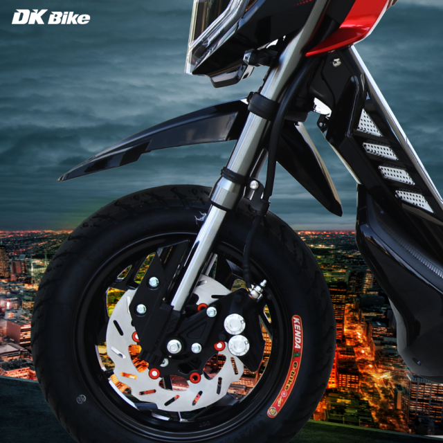 Xe may dien DKBike co gi canh tranh VinFats Impes - 41