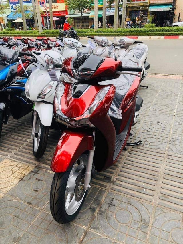 HONDA SH150I Doi 2019 Phanh ABS Xe Nhap Khau Gia Re
