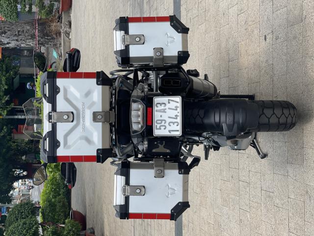 _ Moi ve xe BMW R1200 GS ABS Xe Nhap Duc HQCN Dang ky 122017 chinh chu odo 21600 km chu xe - 5
