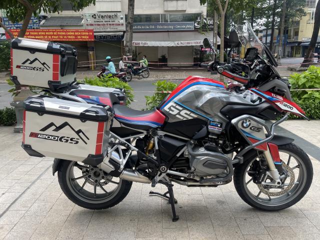 _ Moi ve xe BMW R1200 GS ABS Xe Nhap Duc HQCN Dang ky 122017 chinh chu odo 21600 km chu xe - 6