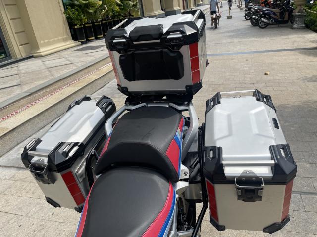 _ Moi ve xe BMW R1200 GS ABS Xe Nhap Duc HQCN Dang ky 122017 chinh chu odo 21600 km chu xe