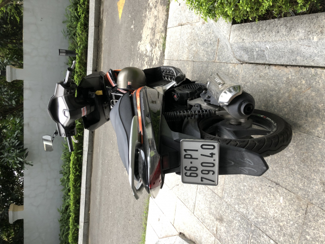 Air Blade 2008 len ao Thai Xe dep Chinh chu ban - 5