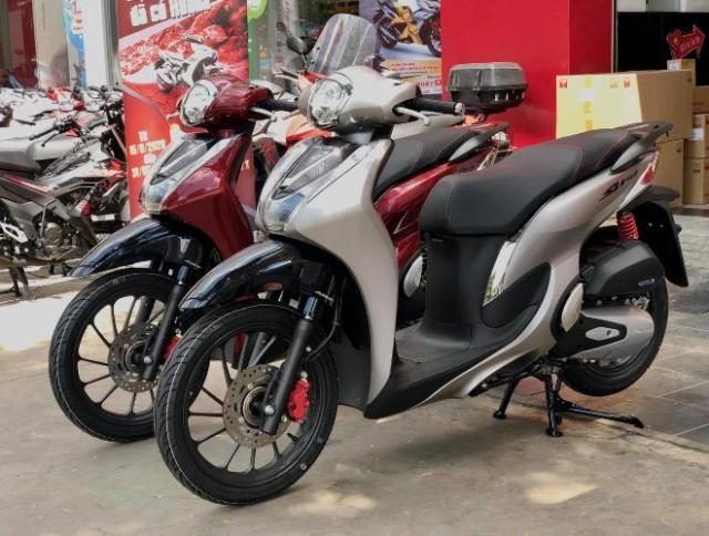 Thanh Ly Xe sh mode moi 100 gia re - 2