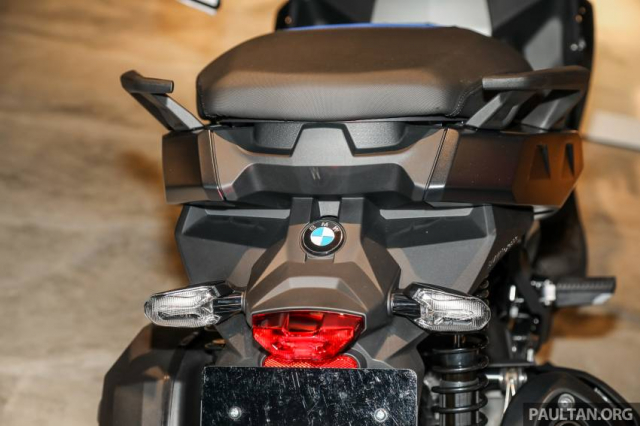 BMW C400GT 2021 va C400X 2021 vua ra mat tai Chau A - 6