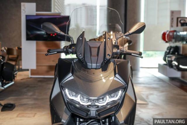 BMW C400GT 2021 va C400X 2021 vua ra mat tai Chau A - 8