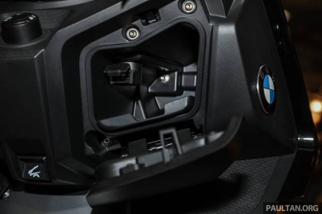 BMW C400GT 2021 va C400X 2021 vua ra mat tai Chau A - 14