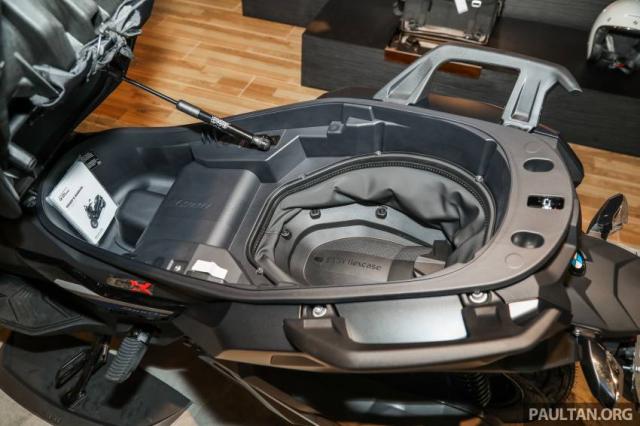 BMW C400GT 2021 va C400X 2021 vua ra mat tai Chau A - 18
