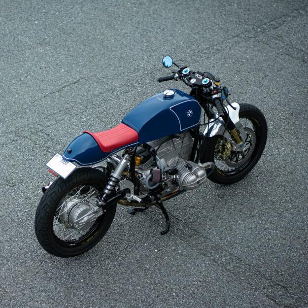BMW R100RS hoi sinh ngoan muc boi 46Works - 6