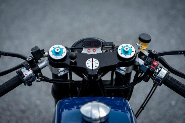 BMW R100RS hoi sinh ngoan muc boi 46Works - 9