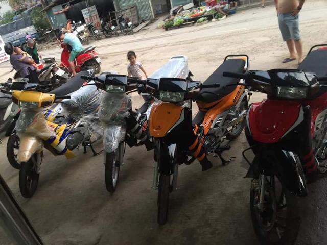 Chuyen thanh ly cac dong xe Suzuki Xipo gia re - 21