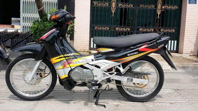 Chuyen thanh ly cac dong xe Suzuki Xipo gia re - 22