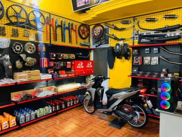 Do choi xe Thai Lan va cach mua hang Online