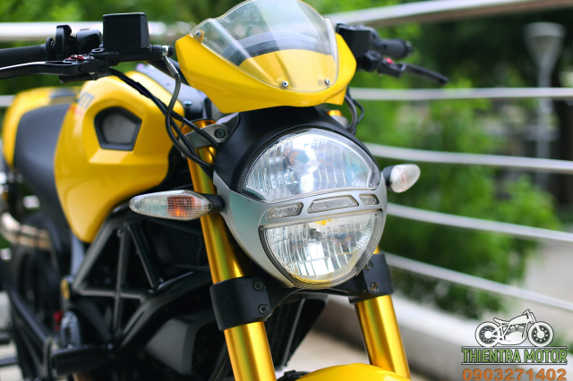 Ducati monster 796 chi chit do choi - 12