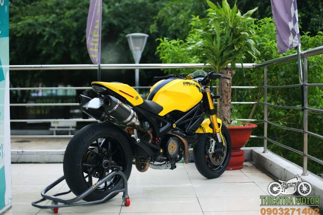 Ducati monster 796 chi chit do choi - 16