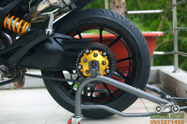 Ducati monster 796 chi chit do choi - 18