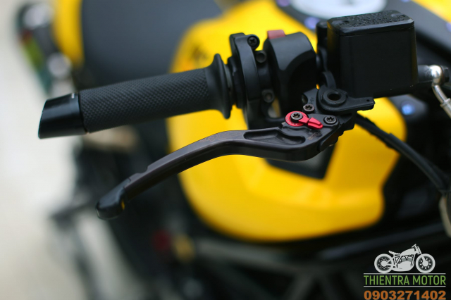 Ducati monster 796 chi chit do choi - 14