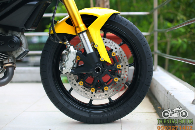Ducati monster 796 chi chit do choi - 19