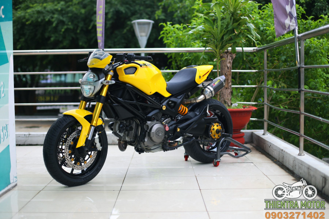 Ducati monster 796 chi chit do choi - 21