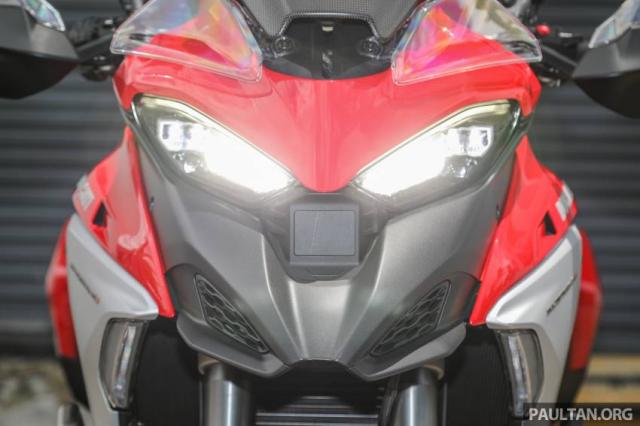 Can canh Ducati Multistrada V4 va Multistrada V4S vua ra mat tai Dong Nam A - 4