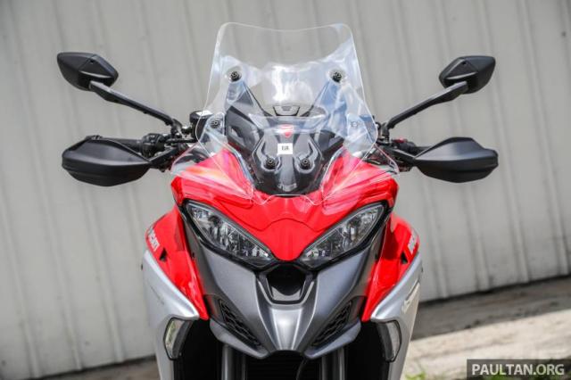 Can canh Ducati Multistrada V4 va Multistrada V4S vua ra mat tai Dong Nam A - 8
