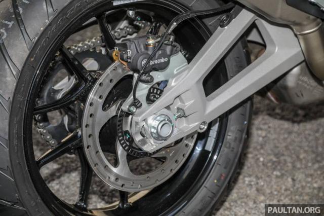 Can canh Ducati Multistrada V4 va Multistrada V4S vua ra mat tai Dong Nam A - 16